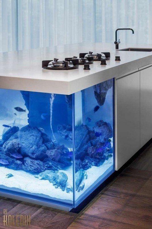 акваріум на кухні