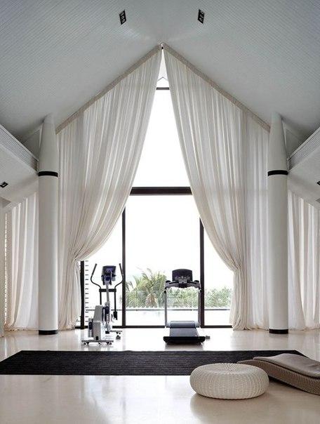 класичні штори фото