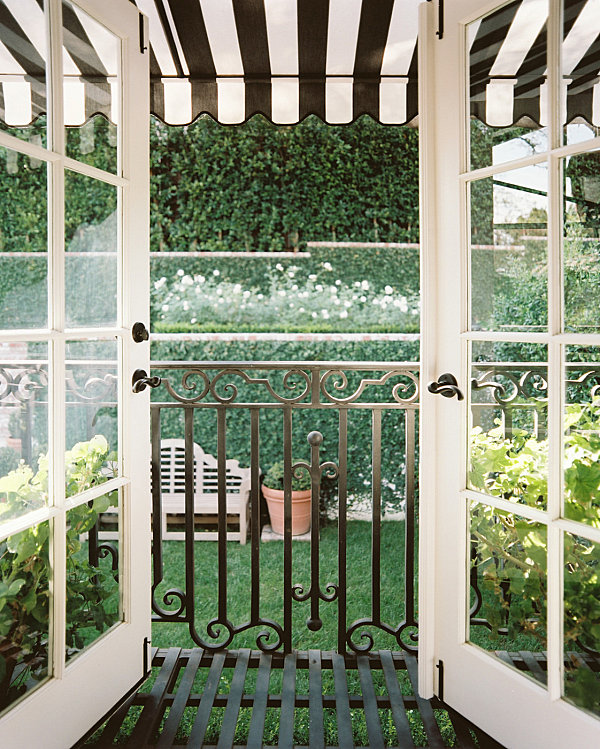 міні сад на балконі