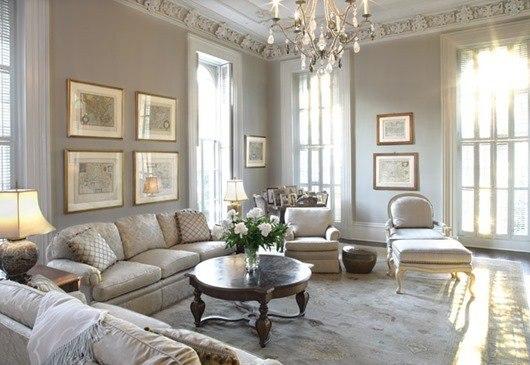 Італійські меблі для вітальні