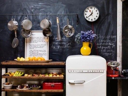 Вінтажний холодильник