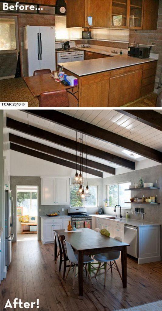 кухні після ремонту квартири