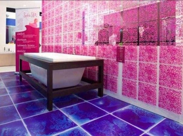 рідка плитка для ванної