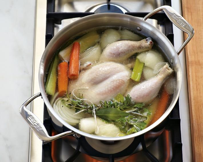 професійний кухонний посуд з нержавіючої сталі