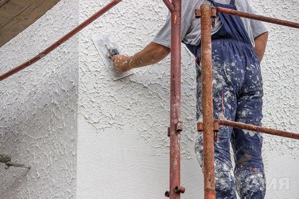 Утеплення цегляних стін