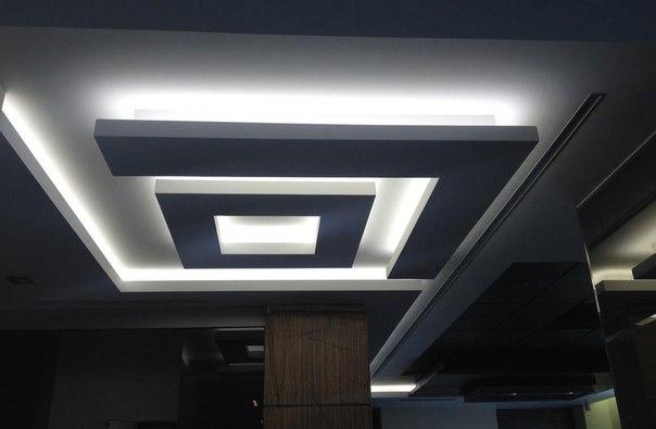 Світлодіодна підсвітка стелі