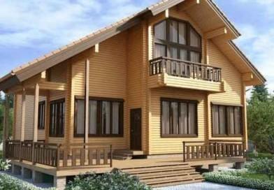 Утеплення стін дерев'яного будинку.