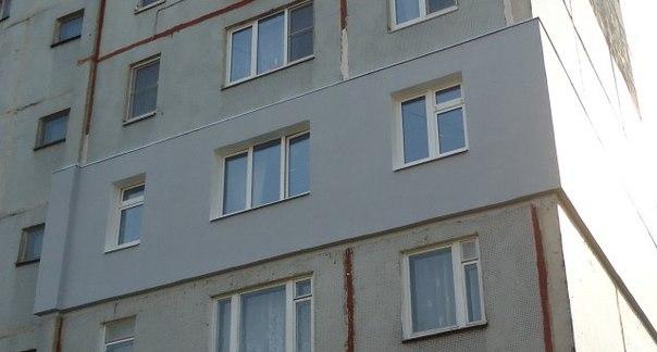 Утеплення фасадів