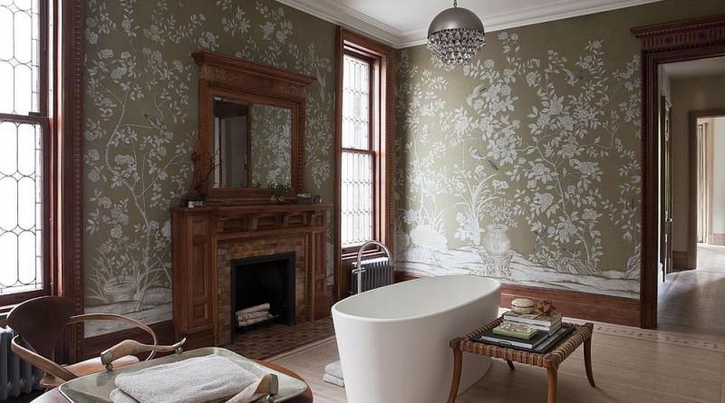 ванна у вікторіанському стилі