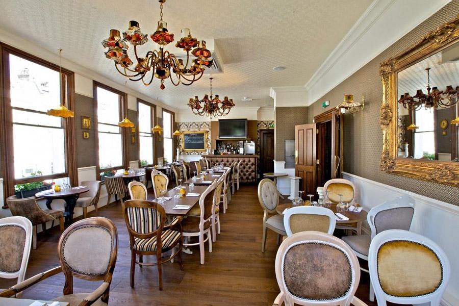 дизайн ресторану