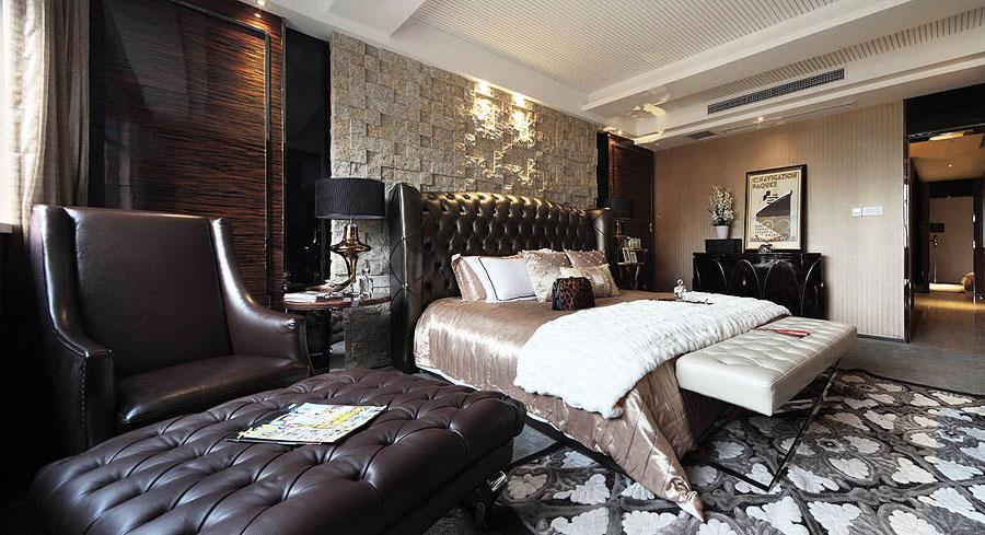 спальня в американском стиле фотографии