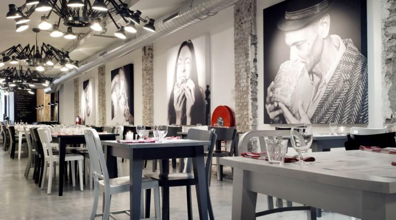 інтерєр італійського ресторану