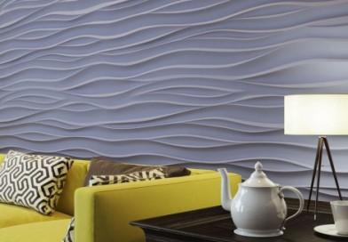Декоративні панелі для стін.