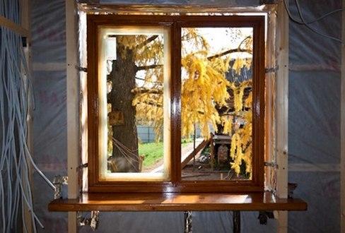 як встановити пластикові вікна