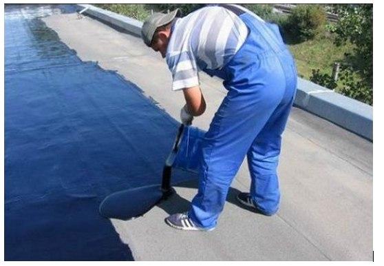бітумна мастика для даху