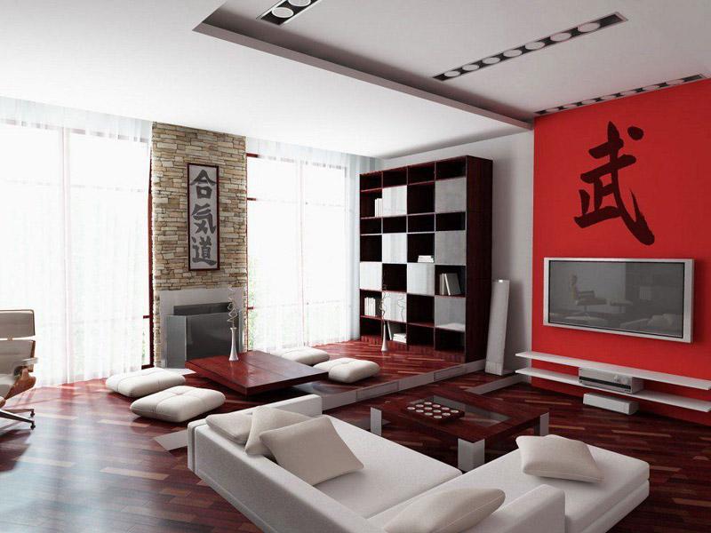 японський стиль в інтер'єрі