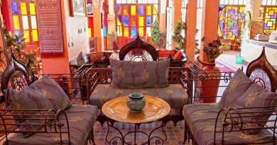 Марокканський стиль в інтер'єрі