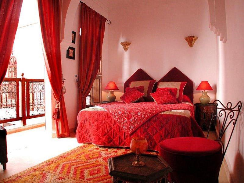 марокканський стиль інтер'єру