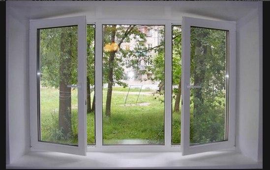 пластикові вікна переваги