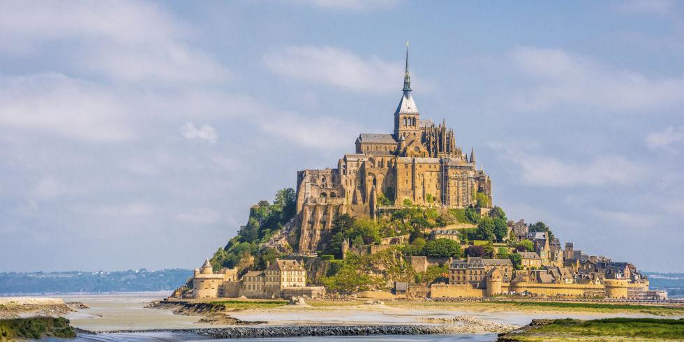 Мон-Сен-Мішель фото