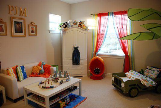 декор дитячої кімнати для хлопчика своїми руками