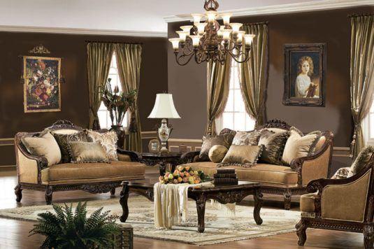 меблі у вікторіанському стилі