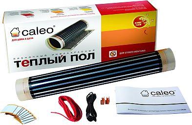 Популярні виробники і вартість інфрачервоних плівкових підлог caleo-3