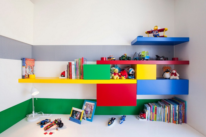 лего дитяча кімната