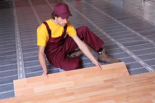 Інфрачервона тепла підлога своїми руками
