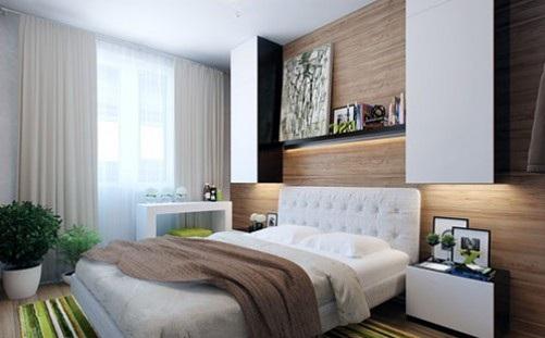 сучасний дизайн спальні фото