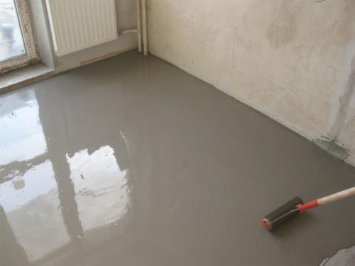 самовирівнююча підлога