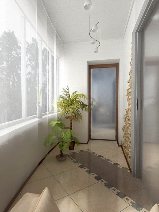Самостійна обробка балкона