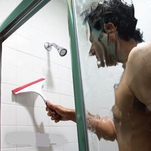 як позбутися цвілі у ванній