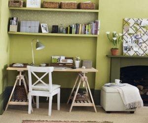 домашній офіс дизайн фото