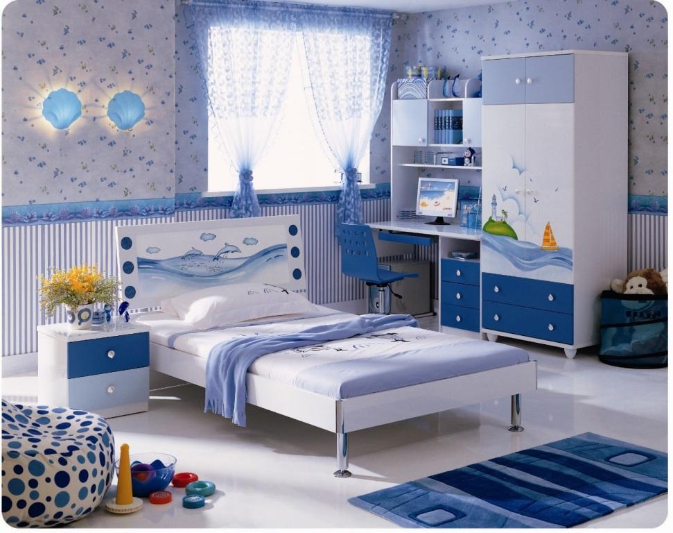 ремонт у дитячих кімнатах фото