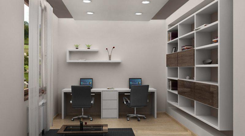 ремонт робочого кабінету