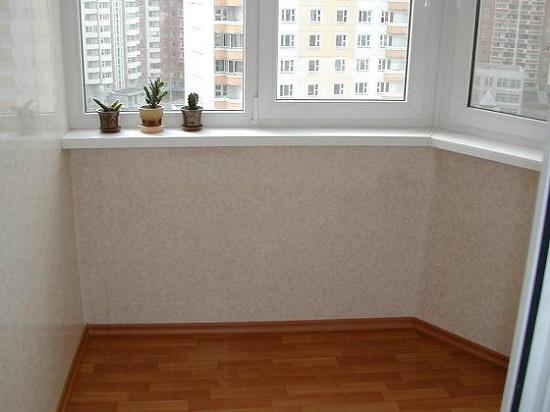 підлога на балконі своїми руками