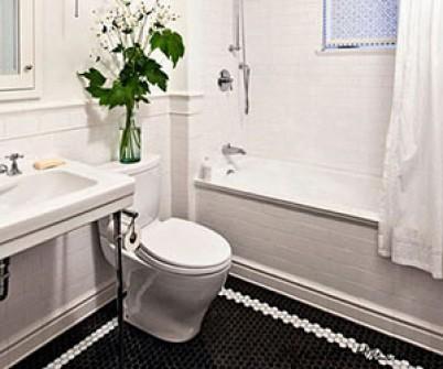 дизайн плитки у ванній кімнаті