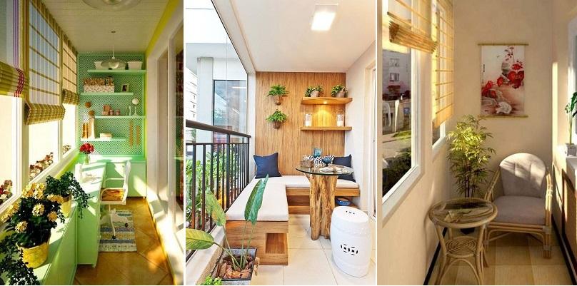 Дизайн балкона фотографии, интерьер идеи для оформления с ку.