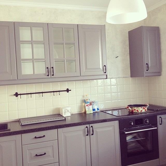 ремонт кухні 9 кв м фото