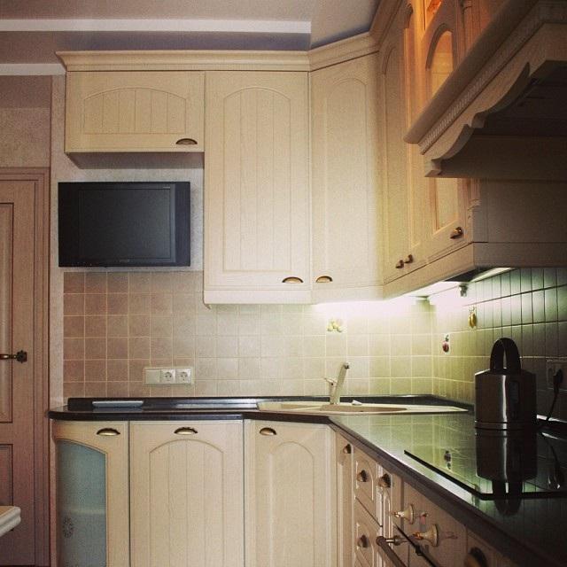 ремонт в маленькій кухні
