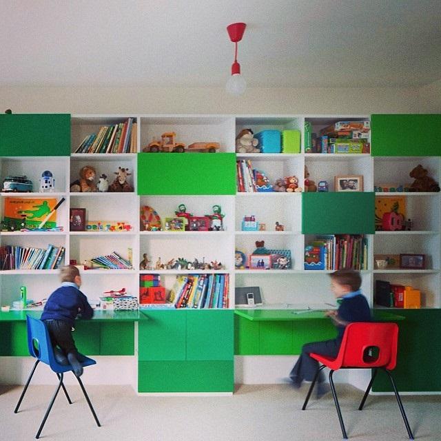 ремонт в детской комнате для мальчика фото