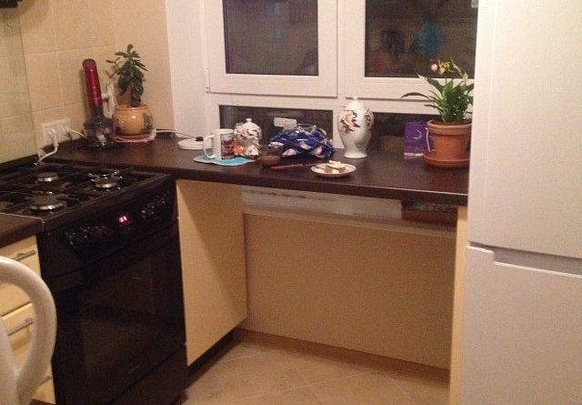 ремонт кухні в брежнєвці фото