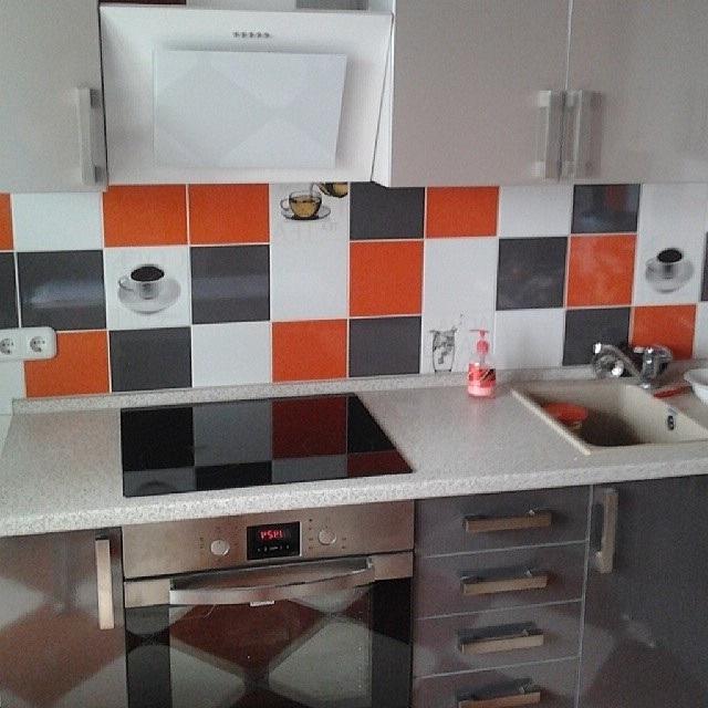 дизайн кухні в брежнівці фото