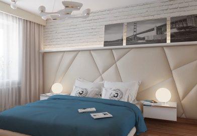 Ремонт спальні в хрущовці.