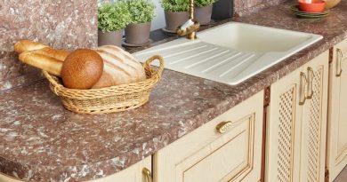 стільниця для кухні із натурального каменю