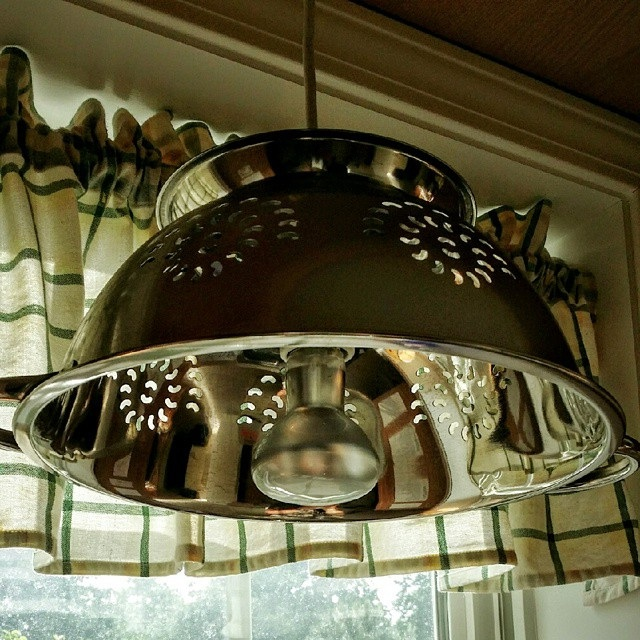 люстри для кухні фото