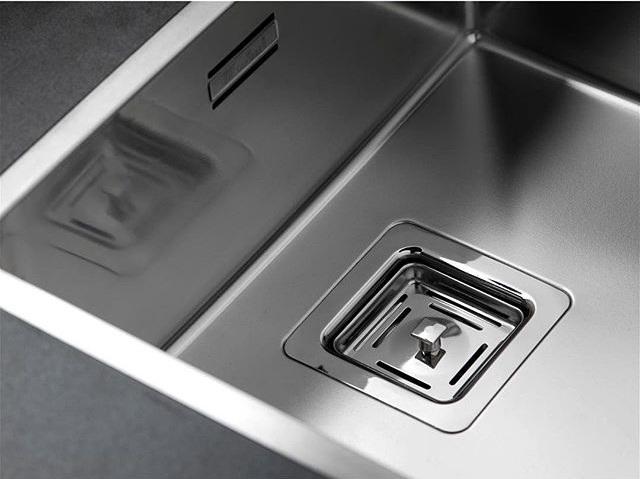 мийки для кухні з нержавійки фото
