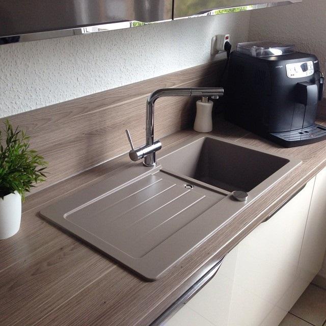 мойки для кухни из искусственного камня фото