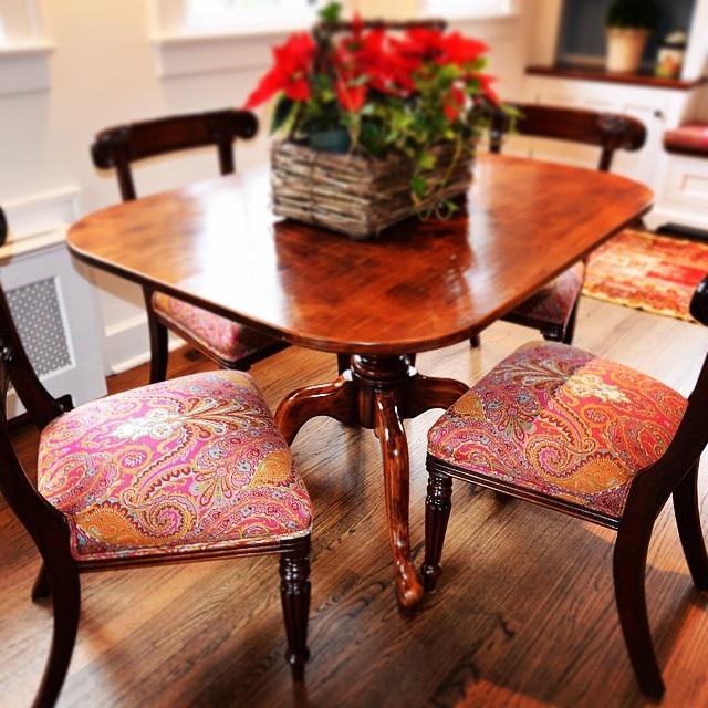 м'які стільці для кухні фото